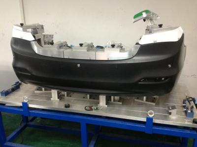 Back Bumper Checking Fixture Plastic Gauges Plastic